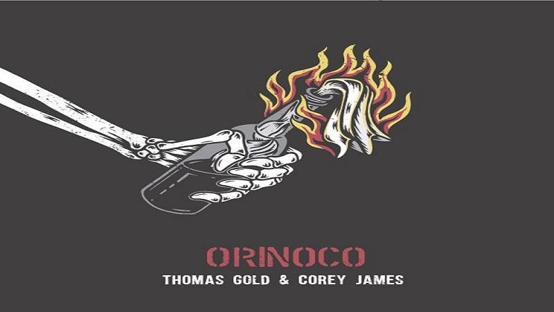 Photo of 'Orinoco' es el nuevo tema de Corey James y Thomas Gold