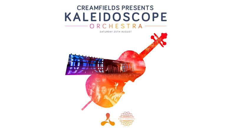 Photo of La orquesta Kaleidoscope estará este año en Creamfields UK