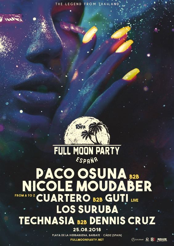 cartel-full-moon-party-en-EDMred Nuevas confirmaciones para Full Moon Party