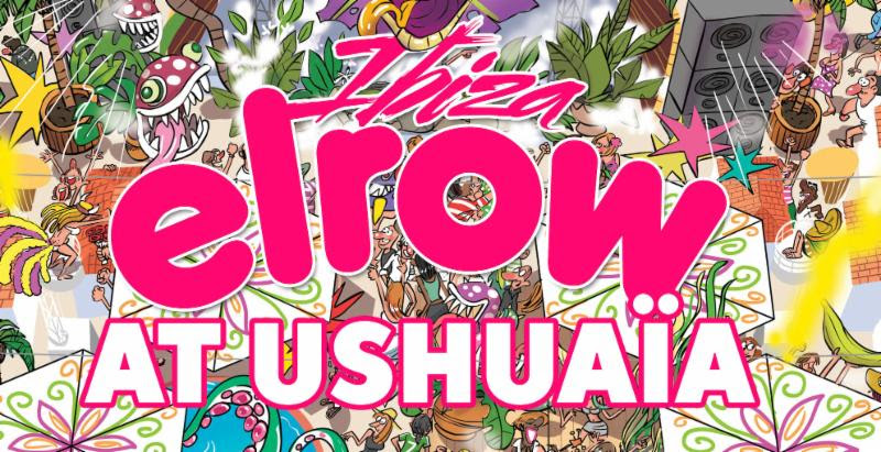 Photo of Ushuaïa y elrow anuncian el line-up para el debut de su colaboración