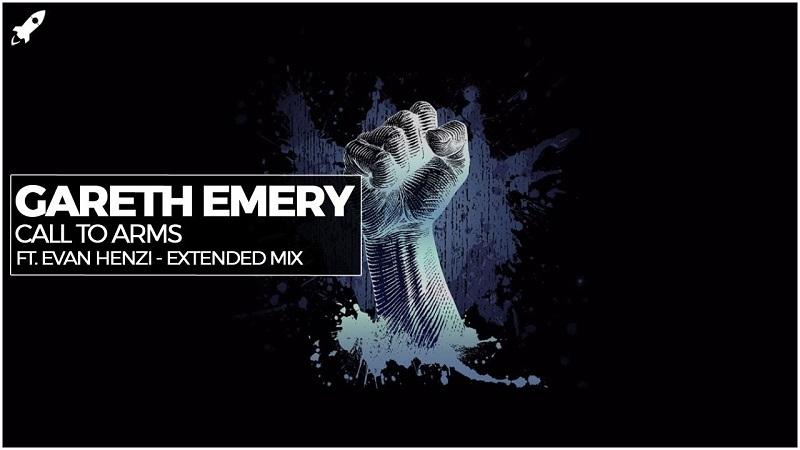 Photo of Gareth Emery feat. Evan Henzi – Call To Arms
