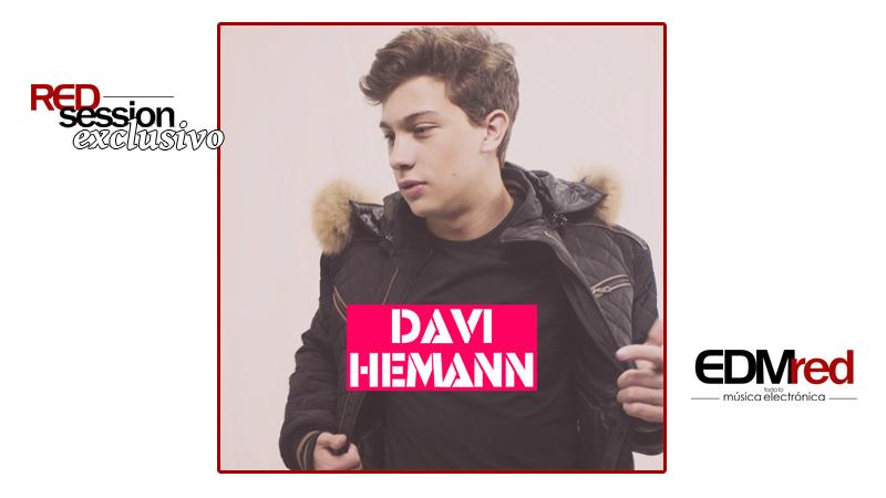 Photo of Davi Hemann para EDMred