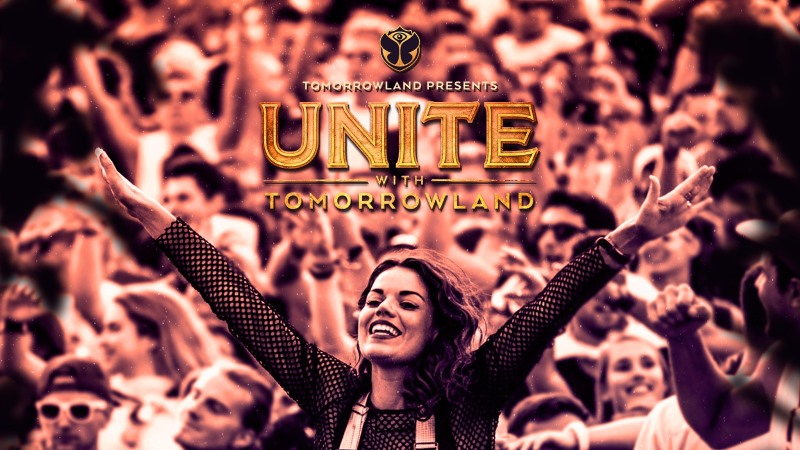 Photo of UNITE with Tomorrowland Barcelona Playlist oficial