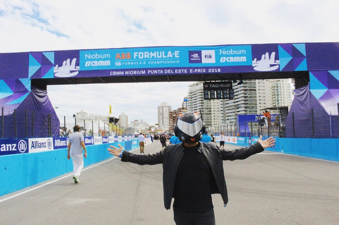 28954117_1805797479465317_8056331738947085323_o 'No More Chances' es el nuevo lanzamiento de EJ, el DJ de Fórmula E