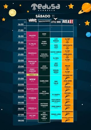 38289183_1743668119016161_8646846503559626752_n-318x450 Medusa Sunbeach Festival presenta sus horarios