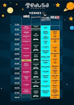 38298065_1743668032349503_7556126957306380288_n-318x450 Medusa Sunbeach Festival presenta sus horarios