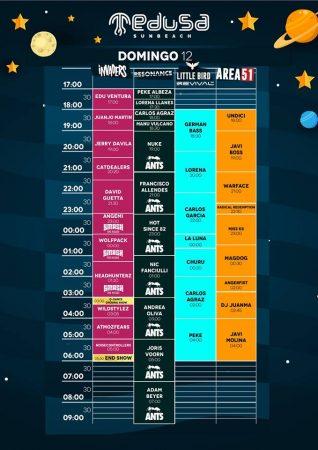 38489367_1743667982349508_1040005654753837056_n-318x450 Medusa Sunbeach Festival presenta sus horarios