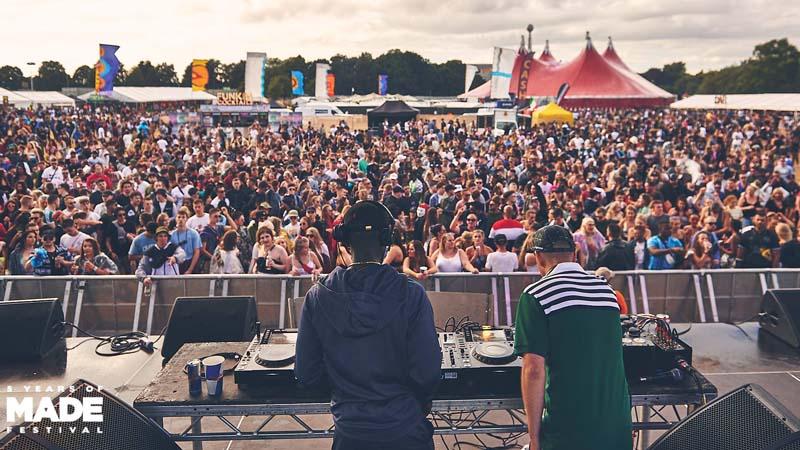 MADE-Festival-DJ-Zinc El éxito de MADE Festival en su quinto aniversario