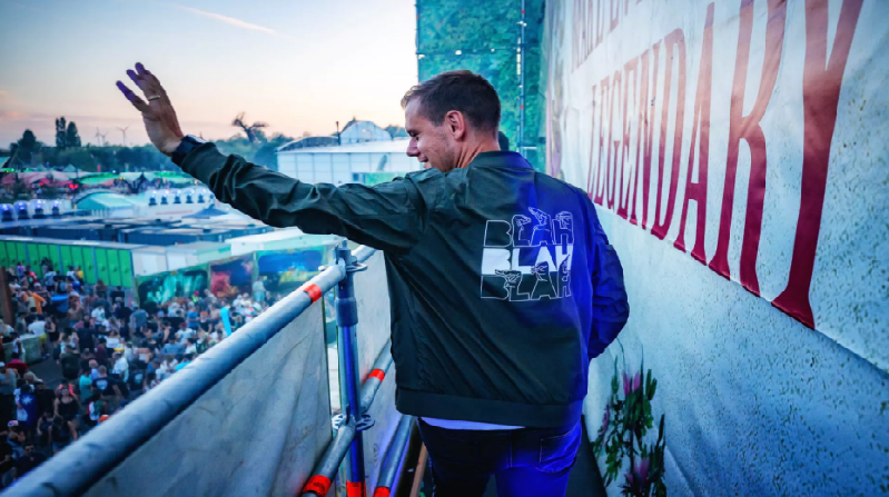 Armin-EDMred DJ Mag y UNICEF se unen para una buena causa