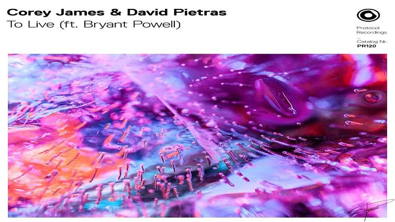 Photo of Corey James y David Pietras se unen de nuevo y nos presentan 'To Live'