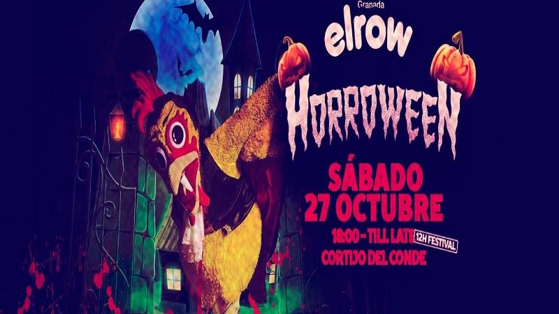 IMG_20180914_142914 Elrow Granada presenta un gran cartel para su terrorífica fiesta 'Horroween'