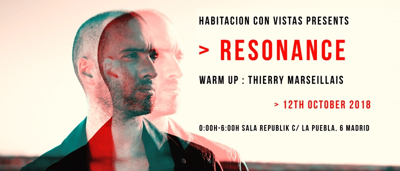 RESONANCE-banner-fiesta Resonance regresa a Madrid con su nuevo Live y Dj set