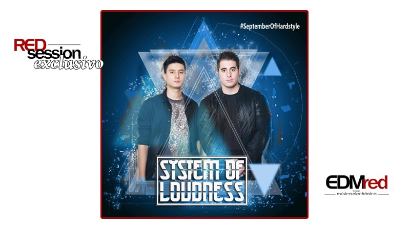 Photo of #SeptemberOfHardstyle : System Of Loudness