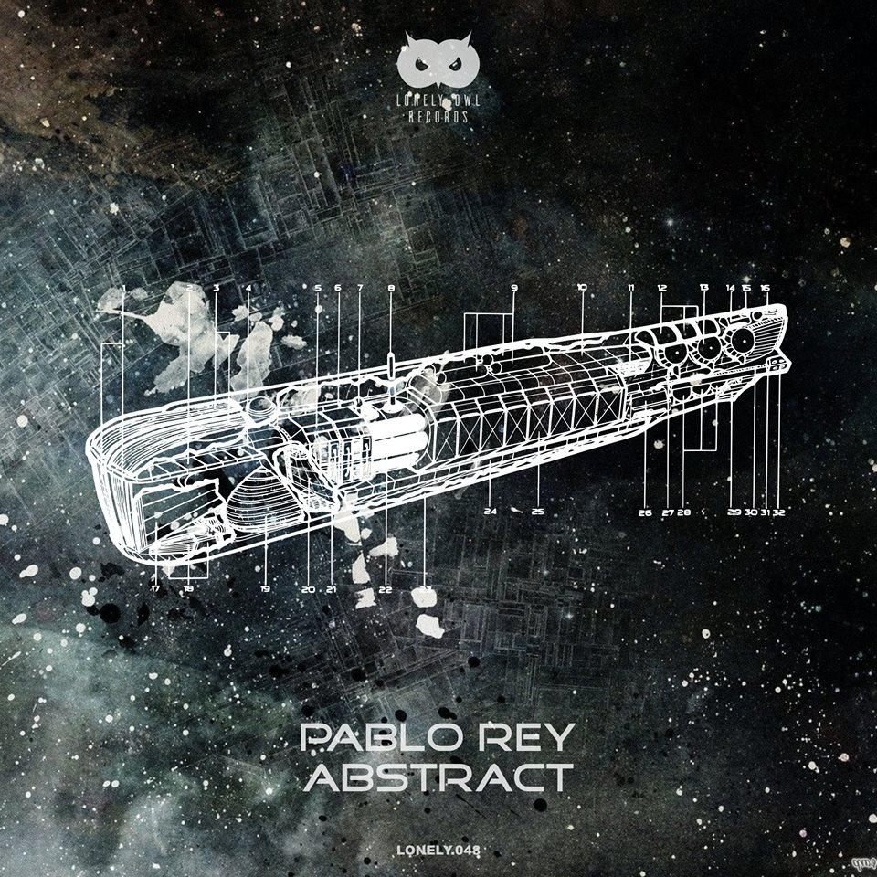 COVER-LONELY-OWL-48-PABLO-REY 'Abstract Ep' es lo nuevo de Pablo Rey
