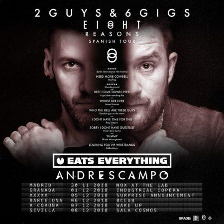 EI8TH-REASONS-TOUR-Andres-Campos-EDMred-450x450 Eats Everything y Andrés Campo se van de gira por España
