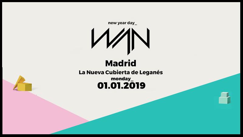 Photo of WAN vuelve con un cartel de lujo para el Año Nuevo de 2019