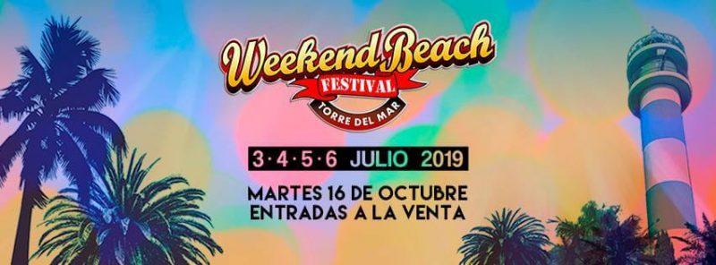 weekend-beach-festival-2019-800x296 Weekend Beach Festival 2019 arranca de la mejor manera posible