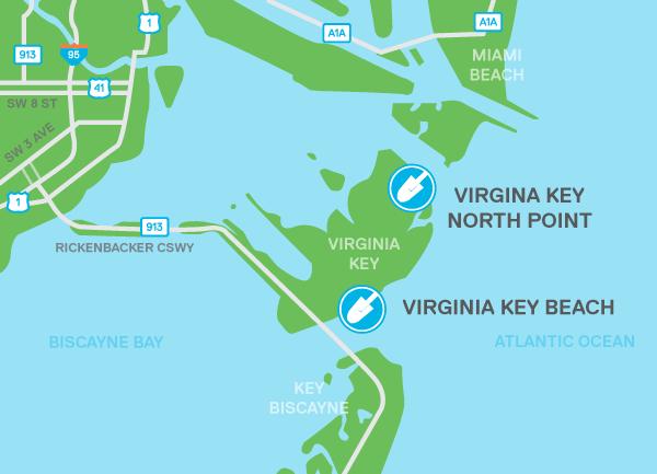 VirginiaKey-maps Ultra Music Festival podría haber encontrado una nueva ubicación