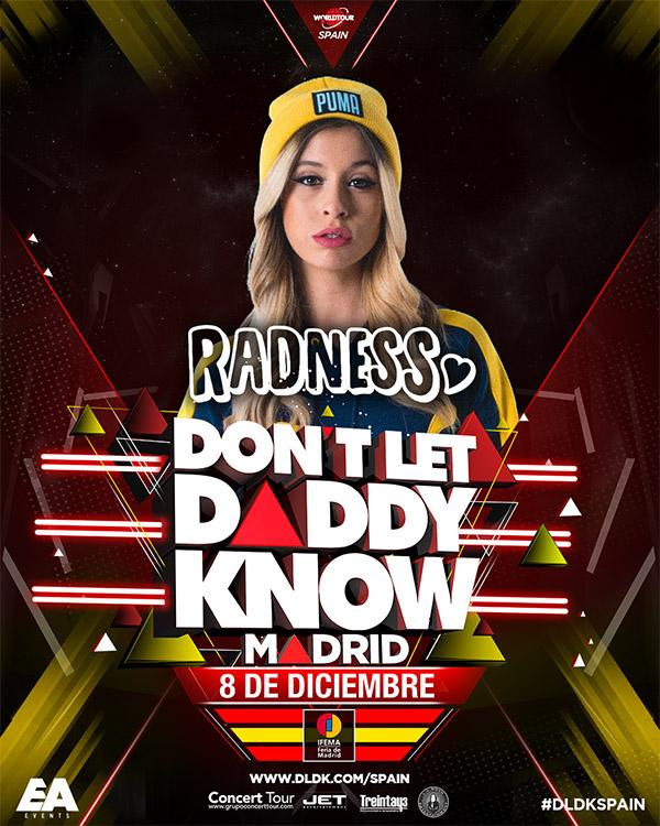 radness-en-DLDK-EDMred Radness se incorpora al cartel de DLDK España