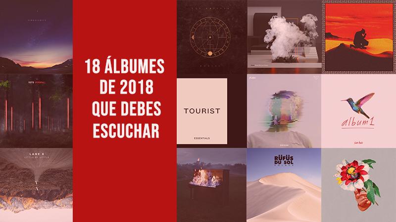 Photo of 18 álbumes de 2018 que debes escuchar