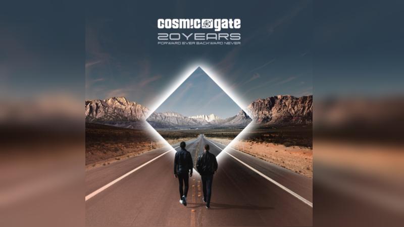 Cosmic Gate - 20 Years - Forward Ever Backward Never