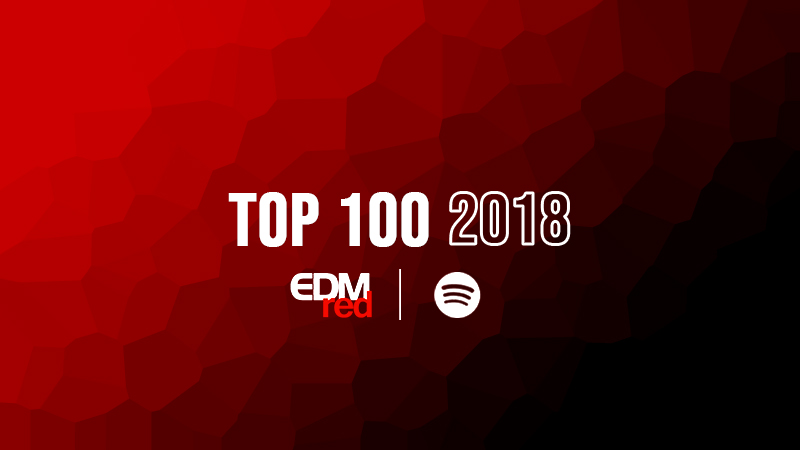 EDMred-Top-100-2018 TOP 100 canciones 2018