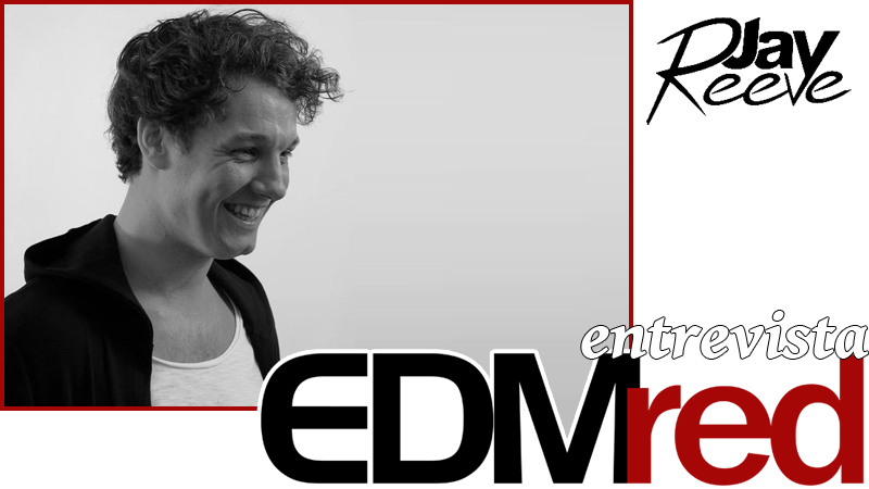 Photo of Entrevista EDMred: Jay Reeve
