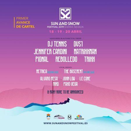 Sun-and-Snow-Fest-450x450 Sun and Snow Festival presenta a sus primeros artistas confirmados
