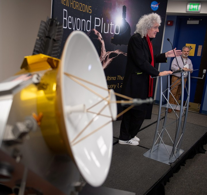 Brian-May-NASA-2-EDMred OFF TOPIC | Brian May de Queen destacado astrofísico de la NASA