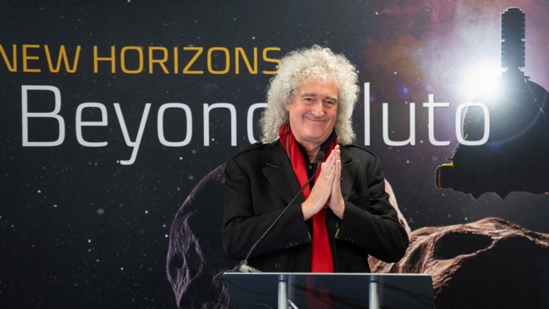 Photo of OFF TOPIC | Brian May de Queen destacado astrofísico de la NASA