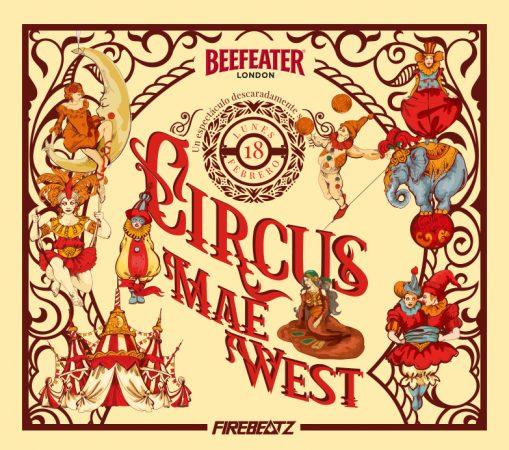 Circus-Mae-West-EDMred-509x450 Mae West Granada presenta 'Circus', un espectáculo descaradamente superior