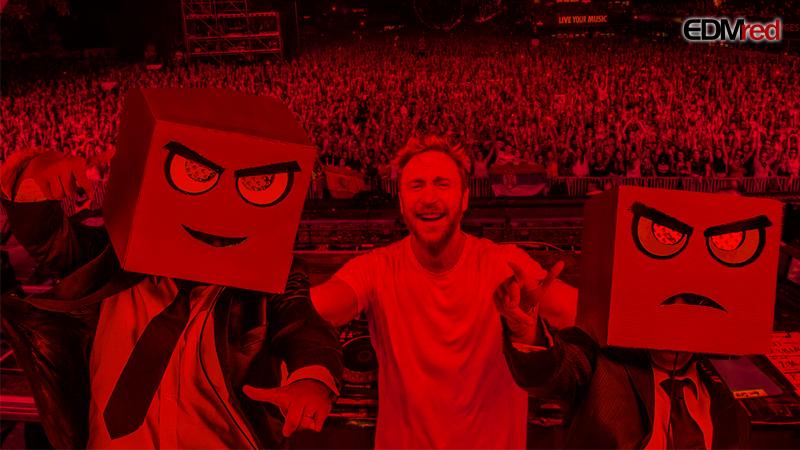 Photo of David Guetta Megamashup de Djs From Mars