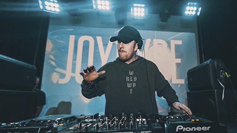 Joyryde-EDMred Joyryde, live desde Electric Mile