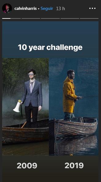 calvin-harris-10yearschallenge Los mejores #10yearchallenge de la electrónica