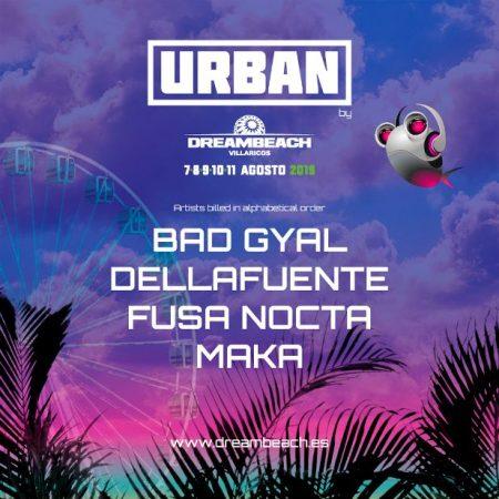 urban_lineup-EDMred-450x450 URBAN DREAM es el nuevo espacio cultural de Dreambeach Villaricos