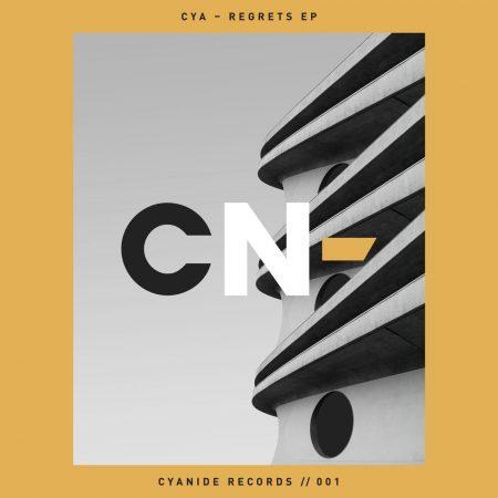 CYA-Regrets-EP-EDMred-450x450 'Regrets' es el primer EP de CYA lanzado bajo su propio sello discográfico