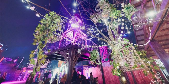 Mistyc Garden Festival