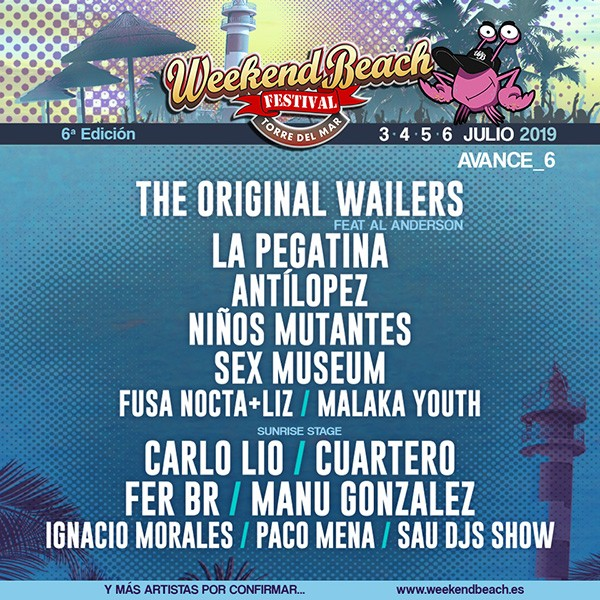 avance-WEEKEND-BEACH-FESTIVAL-2019-en-EDMred Carlo Lio se suma a Weekend Beach 2019
