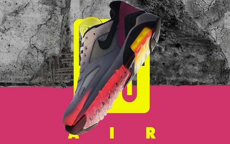 Zapatillas Nike La Nuevas Cultura Con Berlín De Homenajea Techno Sus CrBdoex
