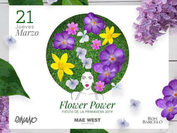 Dj-Nano-Mae-West-Flower-Power-EDMred-600x450 Mae West dará la bienvenida a la primavera con Dj Nano a la cabeza