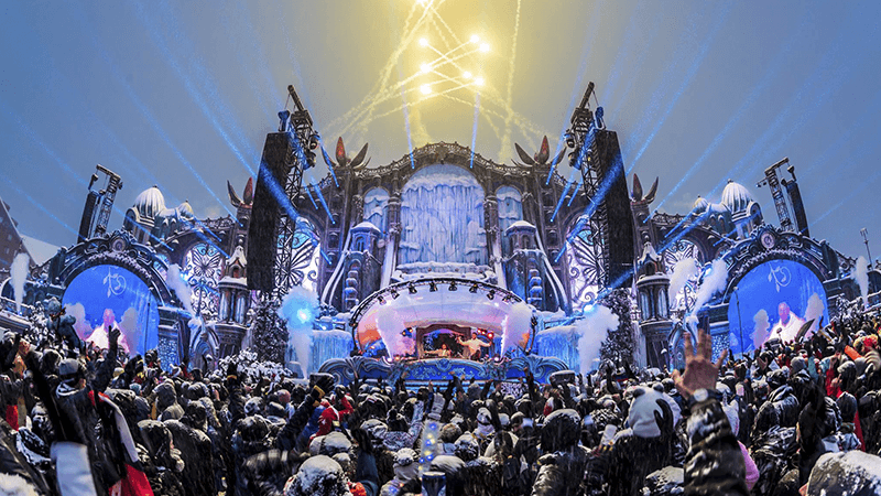Photo of Martin Garrix cambia el drop de Mistaken en Tomorrowland Winter