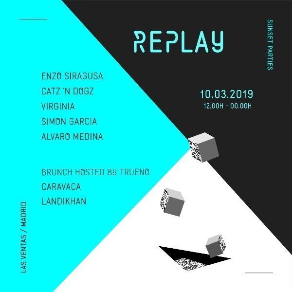 replay-10-de-marzo-en-EDMred Damian Lazarus se niega a actuar en Las Ventas