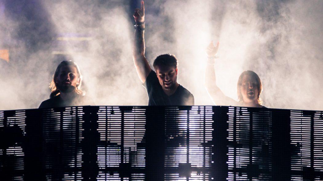 Photo of Swedish House Mafia en Ibiza