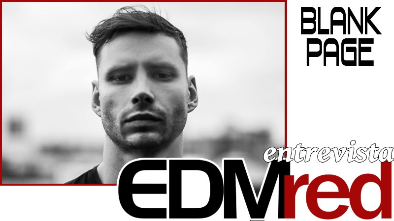 Photo of Entrevista EDMred: Blank Page