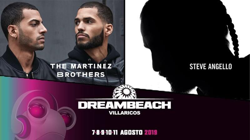 Photo of Cierre de cartel de Dreambeach 2019