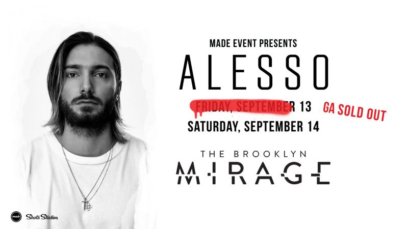 Allesso-800x450 Alesso cuelga el Sold Out en una hora en The Brooklyn Mirage