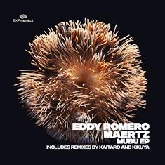 COVER-XPM106 Eddy Romero y Maertz firman 'Mubu Ep'