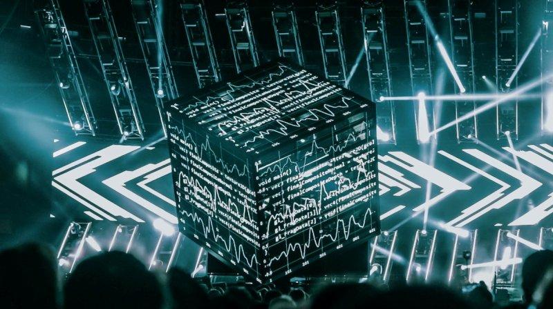 Photo of Creamfields contará con el espectacular Cube v3 de Deadmau5