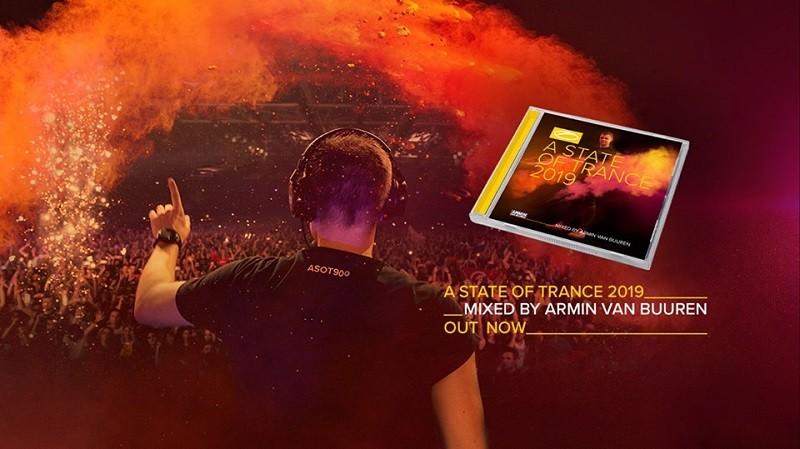 """Photo of Armin van Buuren lanza su nueva compilación """"A State Of Trance 2019"""""""