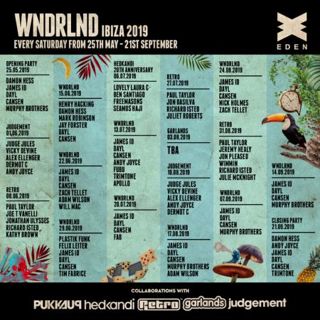 image019-450x450 WNDRLND Anuncia su line up para Eden Ibiza